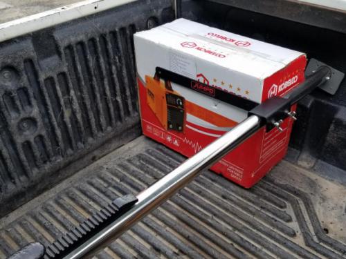 Thanh chắn hàng thùng xe bán tải