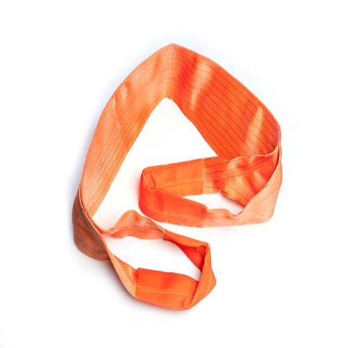 Dây cáp vải cẩu hàng bản dẹp
