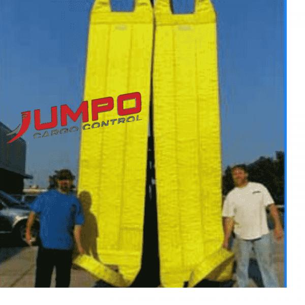 Cáp vải nâng ống , cuộn loại lớn