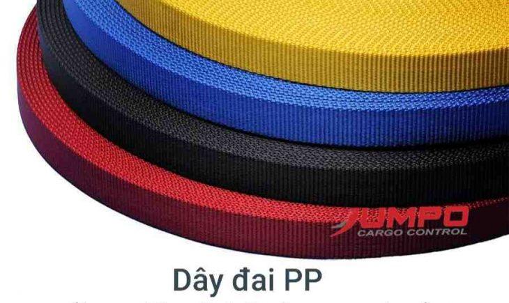 Dây đai polyproylene (day đai PP)