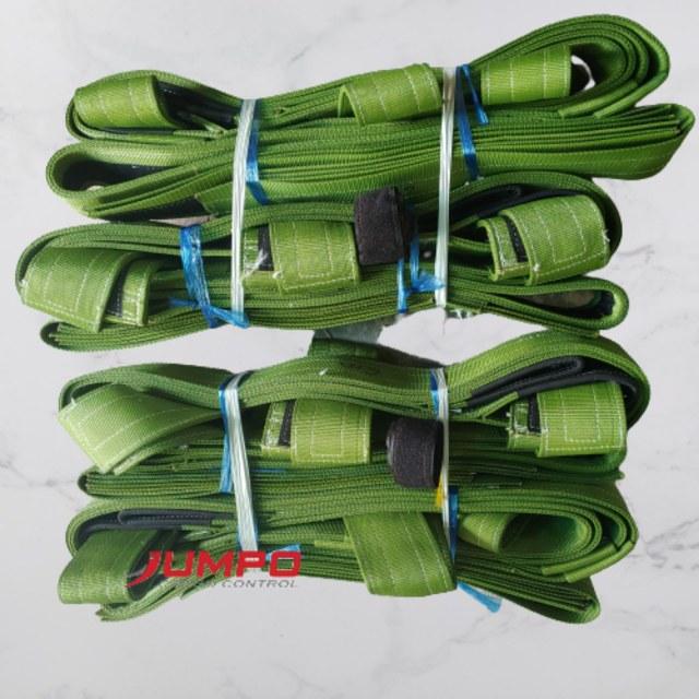 Sản xuất dây cáp vải cẩu kính cẩu đá